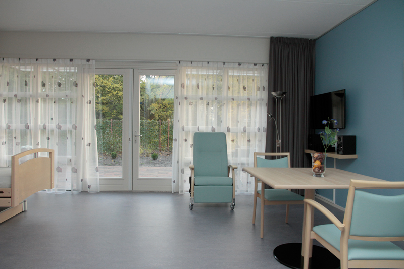 Kleur en harmonie hospice in vrijheid purmerend hanna groot - Kleur kamer volwassene idee foto ...
